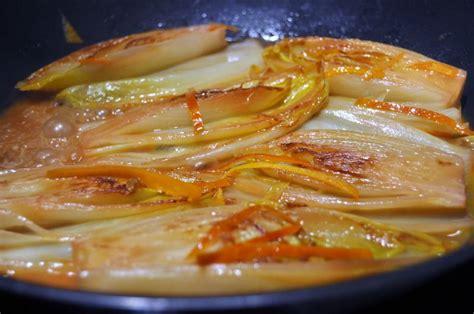 cuisiner des endives endives braisées à l 39 orange chez lolie