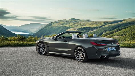 2019 Bmw Eight Series by 2019 Bmw 8 Series Convertible Wallpapers Hd Images