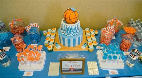 basketball themed baby shower ideas popsugar family