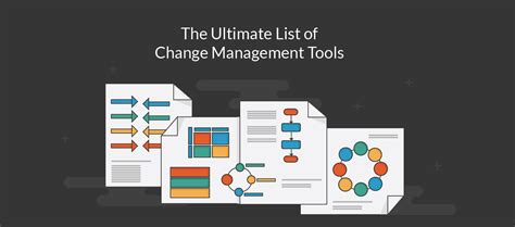 vital change management tools  effectively managing