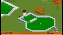 Miniclip Mini Golf - YouTube