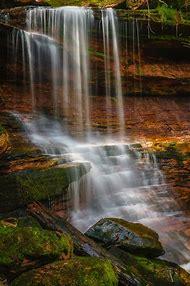 Beautiful Nature Photography Waterfall