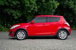 2014 Suzuki Swift Sz4 4x4 Model Introduced