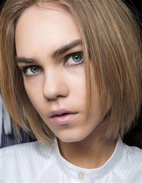 coiffure automne hiver   les coupes tendances