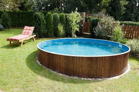 Swimmingpool Im Garten by Swimmingpool Im Garten Alles Was Sie Zu Gartenpools