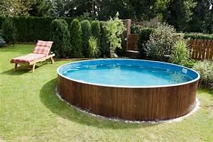 Gartenpool Zum Aufstellen : swimmingpool im garten alles was sie zu gartenpools ~ Watch28wear.com Haus und Dekorationen
