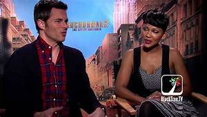 James Marsden and Meagan Good holiday traditions - YouTube