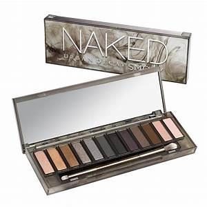 Naked Smoky Palette | Smokey Eyeshadow | Urban Decay