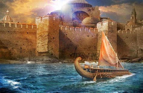the siege of constantinople byzantine the siege of constantinople