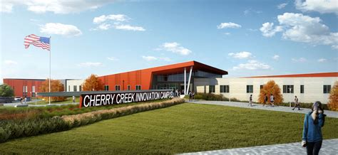 groundbreaking cherry creek innovation campus mile high cre