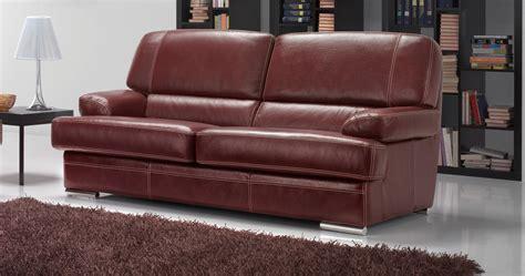 canapé 2 places cuir buffle vasto salon 3 2 cuir buffle personnalisable sur univers du