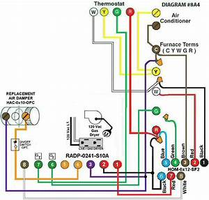 Nordyne Electric Furnace Wiring Diagram Wirdig  Wiring
