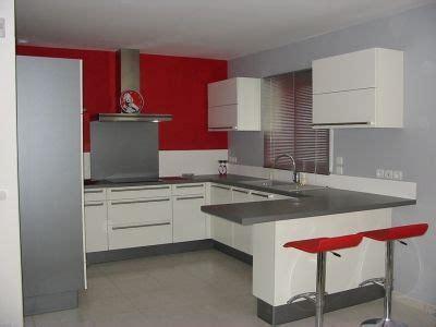 cuisine peinte en gris déco cuisine et gris photos cuisine et déco
