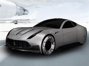 Maserati GranTurismo 2020 Concept - Car Body Design