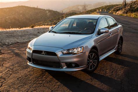 Mitsubishi News by 2015 Mitsubishi Lancer News And Information