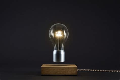 floating light bulb next big thing floating light bulbs channel one news