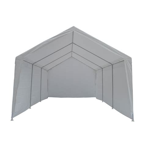 Canopy Tent Cover by True Shelter 10 X 20 Car Canopy Gazebo Tent Cover 8 Legs