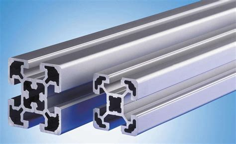 bosch rexroth aluminium profile section