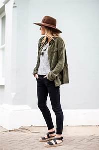 How To Wear Green Army (Military) Jackets 2018 | FashionGum.com