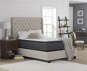 american bedding 740 briley pillow top mattress cj beds With american bedding company mattress reviews