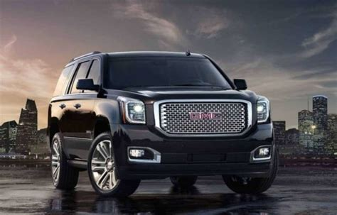 2019 Gmc Yukon Rumors Release Date, Review, Price, Spy