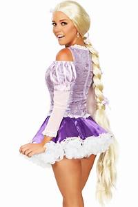 3WISHES 'Tower Beauty Costume' Sexy Fairy Tale Princess ...