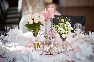 Tischdeko Für Hochzeit : beispiele f r blumen auf runden tischen f r die hochzeit ~ Eleganceandgraceweddings.com Haus und Dekorationen