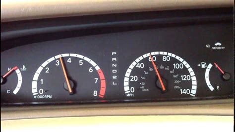 Check Engine Light Toyota by 2002 Toyota Check Engine Light Decoratingspecial