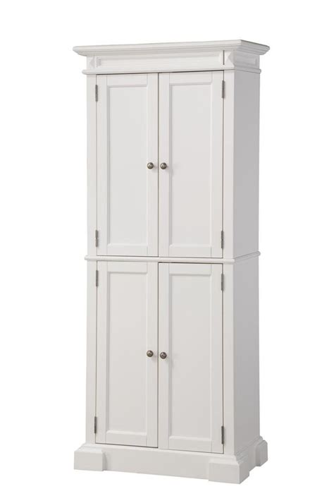 free standing storage cabinets with doors amazon com home styles 5004 692 americana pantry storage
