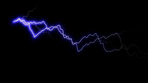 Animated Lightning Wallpaper - blue lightning animation motion background storyblocks