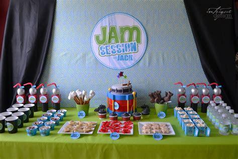 party jammin  jack brave creative design