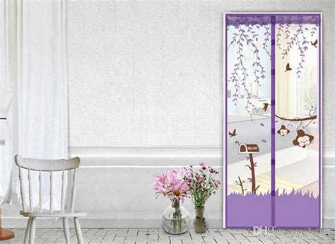 2018 Magnetic Mesh Screen Door Mosquito Net Curtain Diy Painting Fireplace Brick Electric For Wall Stores Chicago Does An Save Money How To Make Outdoor Black Granite Surround Burlington Ontario Enerchoice