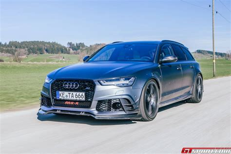 2016 Audi Rs6 Avant By Abt Sportsline Review