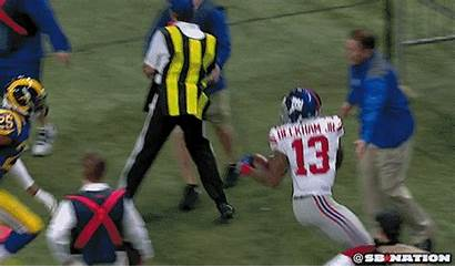 Odell Beckham Jr Fight Giants Rams Another