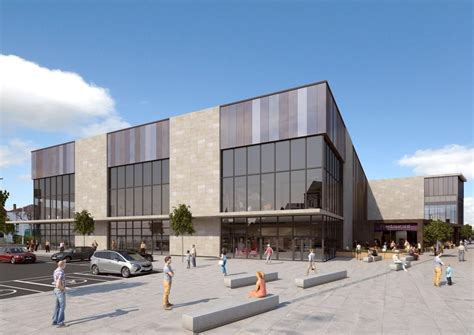 Chorley Council approves £17m town centre revamp ...