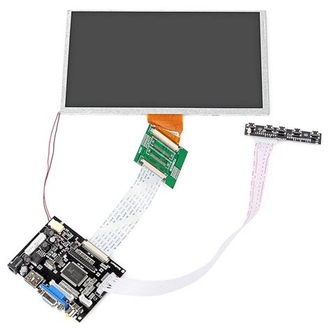 raspberry pi phone wifi digital sign notice board controlled by android phone sainsmart 9 9 inch digital lcd 1024 600 black for