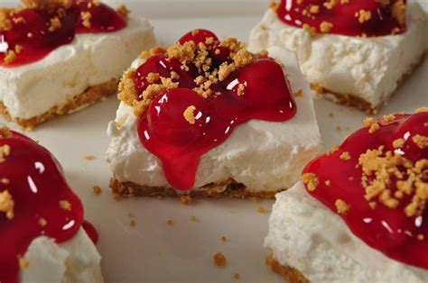 cherry squares recipe joyofbakingcom video recipe
