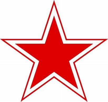 Star Ussr Border Simple Clipart Vector Cowboys