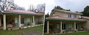 combien coute un toit de maison les tarifs du0027une With maison bois toit plat 4 velux toit plat extension 1000x1125 la maison des
