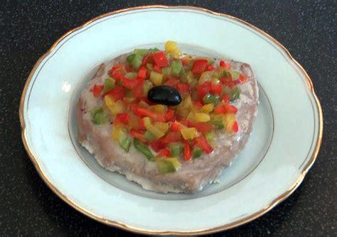 cuisine basse temperature philippe baratte trio de poivrons cuisson basse température