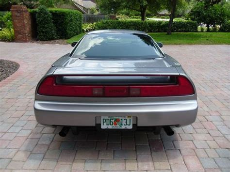 2001 Acura Nsx For Sale by Sell Used 2001 Acura Nsx T Great Color And Great