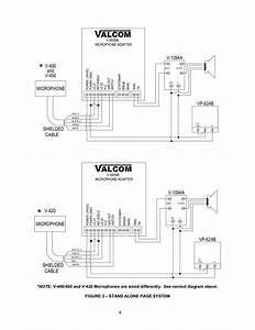 Wiring Diagram  33 Valcom Paging Horn Wiring Diagram