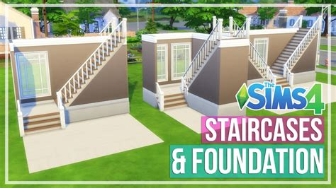 How To Build A Raised Deck On Sims 4