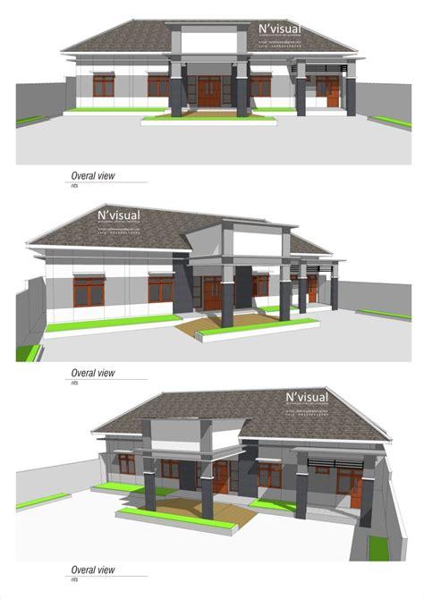 desain minimalis gedung pertemuan sketchs blog