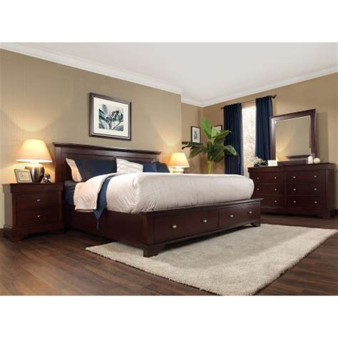 hudson  piece king bedroom set   costco home