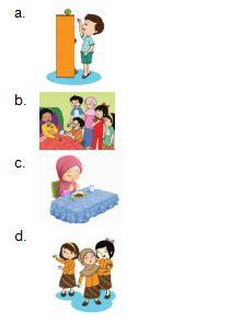 Halaman 44 tema 6 kelas 6, halaman 45 tema 6 kelas 6. Soal PH/UH Tematik Kelas 6 Tema 1 Subtema 1 Pembelajaran 1 ...