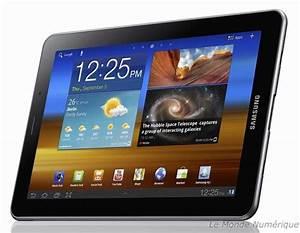 Tablette Tactile Avec Carte Sim : ifa 2011 samsung lance une nouvelle tablette galaxy tab 7 7 sous android 3 2 avec un cran ~ Melissatoandfro.com Idées de Décoration