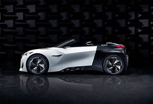 Peugeot Cabriolet 2018 : 2015 peugeot fractal concept ~ Melissatoandfro.com Idées de Décoration