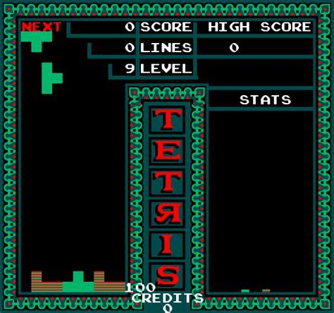 tetris screenshots gamefabrique