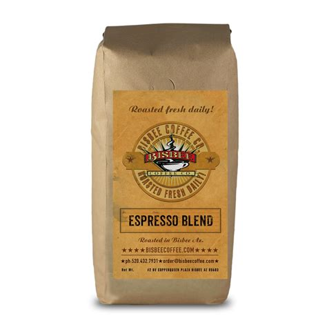 Does it live up to the hype? Espresso Blend - Bisbee Coffee Company